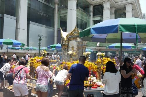 海外逃亡中10日目 タイ バンコク