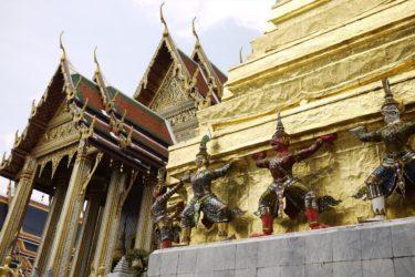 海外逃亡中1日目 タイ バンコク
